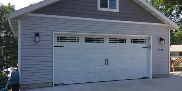 New Garage Construction